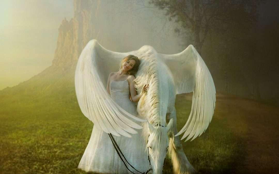 FREE Healing Journey with Pegasus Meditation